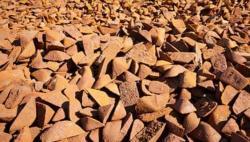 Iron ore of iran origin