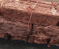 Copper Millberry Scrap needed 8 mt trial