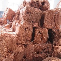 Looking for copper scrap wire 99,99% CIF/FOB