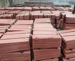 Copper cathodes 150,000 mt/m needed CIF