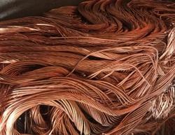Copper milberry scrap 99,9% CIF