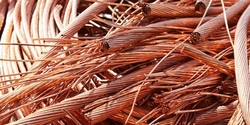 Copper cable scraps are of interest CFR