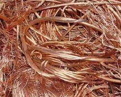 Copper scrap 100 mt needed