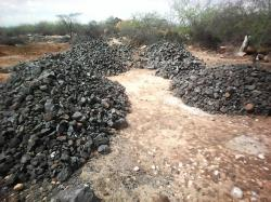 Coltan ore supply on FOB