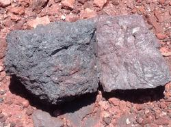 Iron ore 100,000 mt trial, up to 200,000 mt/m