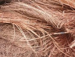 Copper wire scrap 15 mt MOQ FOB