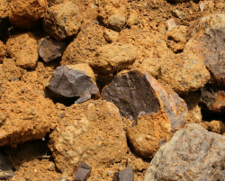 Iron ore up to 160,000 mt/m CIF for sae