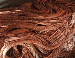 Copper Wire Scrap 500 mt/m CIF needed