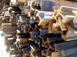 Used rails R50 R65 10,000 mt/m CNF