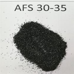Chrome ore sand /chromite sand /Cr2O3 sand - foundry grade