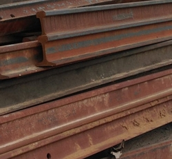 Used rails 30,000 tpm required