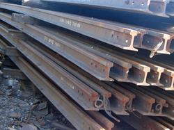 HMS 1/2, Used rails R50 R65 300,000 tpm needed CIP