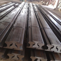 Used rails scrap 200,000 tons monthly needed