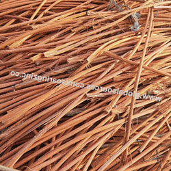 Copper wire scrap 99% MOQ 25 t