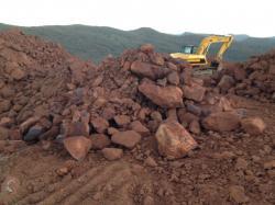 Iron ore Fe2O3 62% FOB 150,000 t MOQ