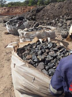 Manganese Ore 40-58% for sale