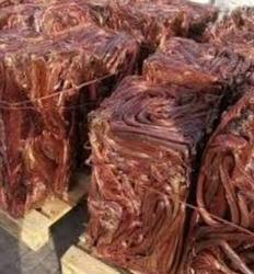 Buying copper scrap to India