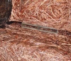 Copper millberry scrap for sale