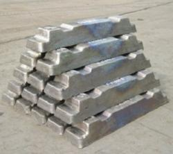 Interested in remelted lead ingots