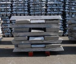 Large quantities of Al ingots needed to China