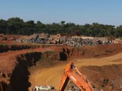 Manganese ore 42% from Zambia