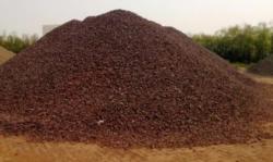 Iron ore fines supply