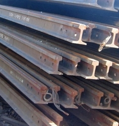 Used rails available CIF India