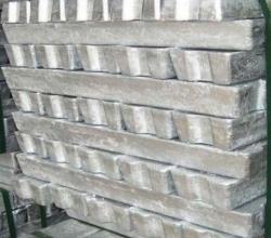 Aluminum Ingots available, 99.7%