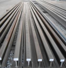 New steel rails from Saudi Arabia
