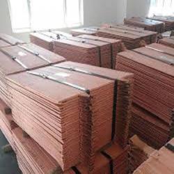 Pure Copper cathode 99.99% for sale