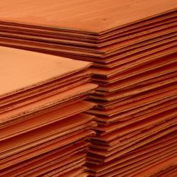 10,000MT Copper Cathode