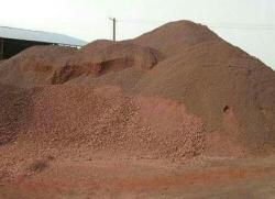 Iron ore fines 57% rejection