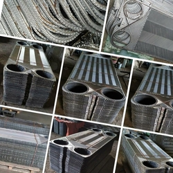 Titanium Gr2 Heat Exchanger Plate for processing