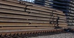 Interested for cooperation on used rails to South Korea