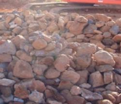 100,000 MT of 62% Fe iron ore are available