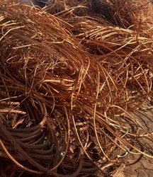 Looking for Copper scrap wire