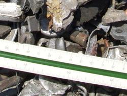 25 ton zorba size 10-100mm ex greece