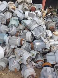 Уlectric motor scraps