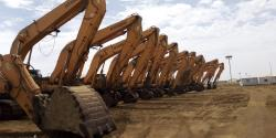 Excavating Equipment Large Package Deal