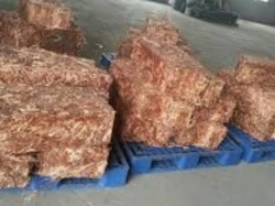 Copper Wire Scrap, (Millberry) 99.99%