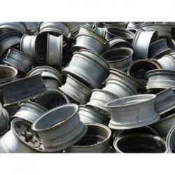 Aluminum wheel scrap for sale