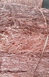 Millberry cooper wire scrap 99.9% purchase to UAE