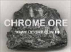 Chrome Ore Lumps Pakistan Origin