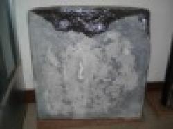Polycrystalline silicon ingot