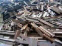 Cameroon Rail Metal Scrap