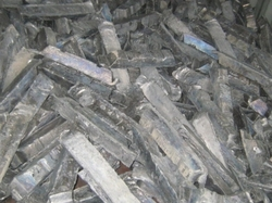 Spain stainless steel scrap lead remelted ingots, copper scrap, brass scrap