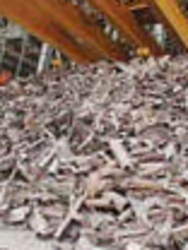 STEEL 4 million lbs scrap steel FOR SALE