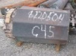 Steel octahedral ingots for forging