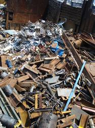 United States Steel Scrap, Aluminum Scrap, Ware House Racks