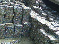 Used Beverage Cans - Bundled